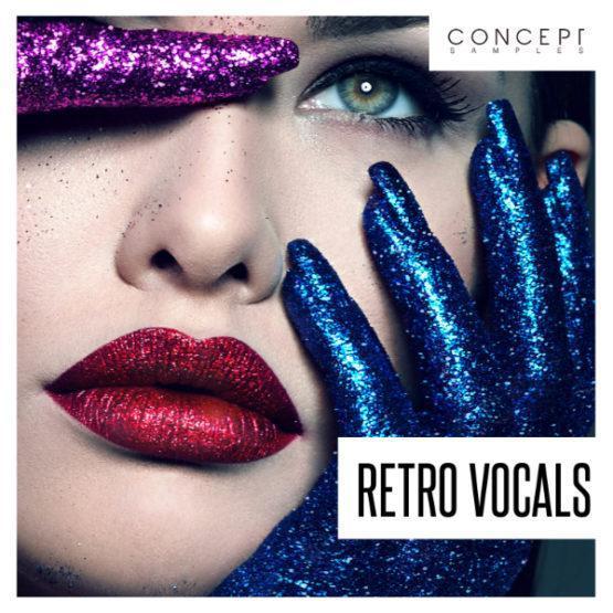 Retro Vocals By Concept Samples