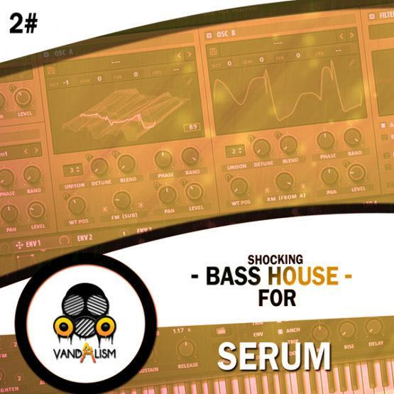 Shocking Bass House For Serum 2 By Vandalism