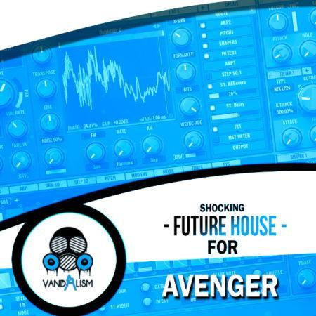 Shocking Future House For Avenger By Vandalism
