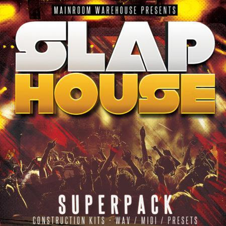 Slap House Superpack By Mainroom wharehouse