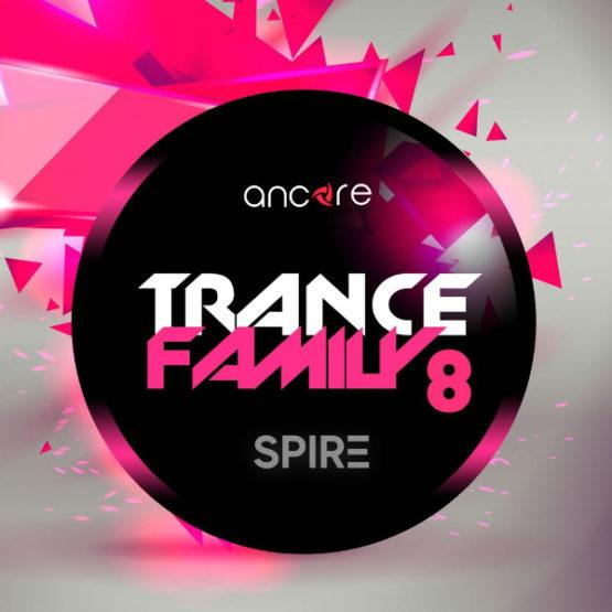 Spire Trance Family 8 By Ancore Sounds