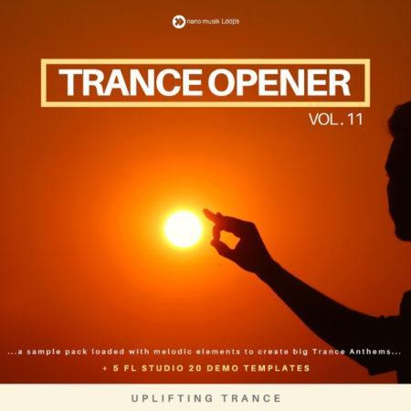 Trance Opener Vol 11 by Nano Musik Loops