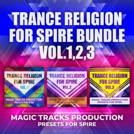 Trance Religion for Spire Bundle By Magic Tracks Production