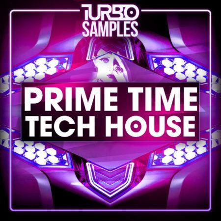 Turbo Samples - Prime Time Tech House