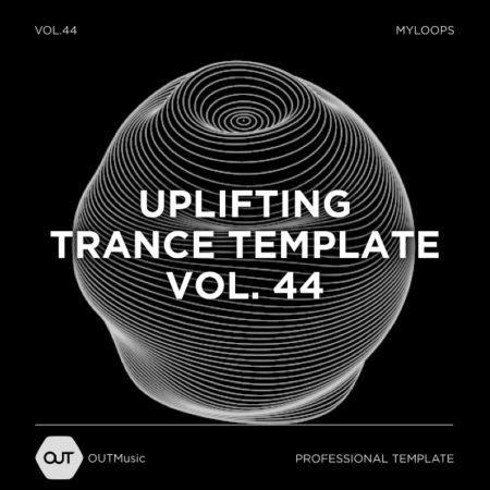 Uplifting Trance Template Vol.44 - New Years Eve By OUT Music