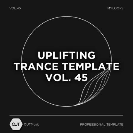 Uplifting Trance Template Vol.45 - Isla Del Rey By Out Music