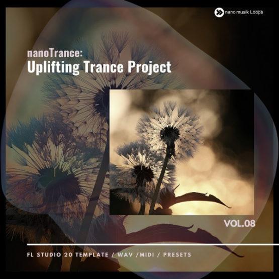 nanoTrance - Uplifting Trance Project Vol 8 by Nano Musik Loops