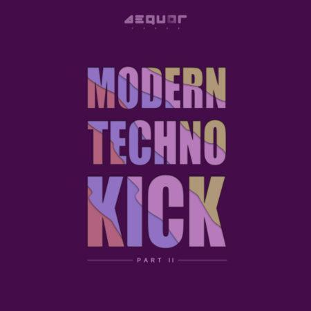Modern Techno Kick Part 2 By Aequor Sound