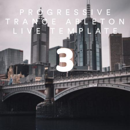 Aurora Night - Progressive Trance (Ableton Live Template)