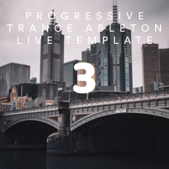 Aurora Night - Progressive Trance (Ableton Live Template)