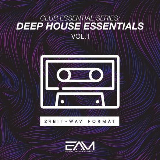 Club Essential Series - Deep House Essentials Vol.1 By Essential Audio Media