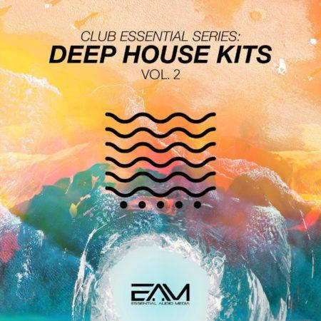 Club Essential Series - Deep House Kits Vol.2 By Essential Audio Media