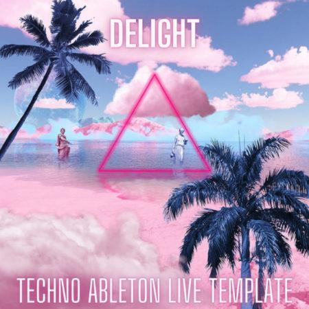 Delight - Ableton Live Techno Template (ARTBAT Style) By Innovation Sounds