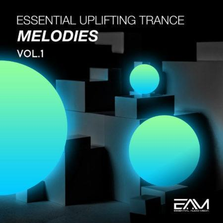 Essential Uplifting Trance Melodies Vol 1 By Essential Audio Media