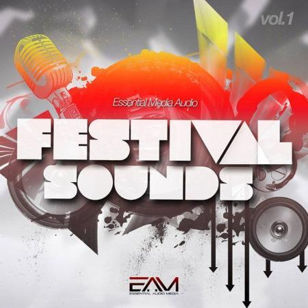 Festival Sounds Vol 1 By Essential Audio Media