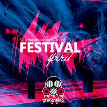 Festival Spirit By Vandalism