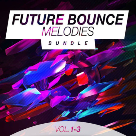 Future Bounce Melodies Bundle (Vols 1-3) By Essential Audio Media