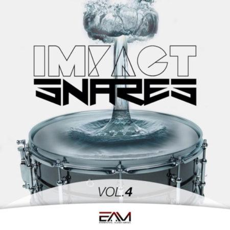 Impact Snares Vol 4 By Essential Audio Media