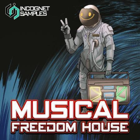 Incognet Samples - Musical Freedom House
