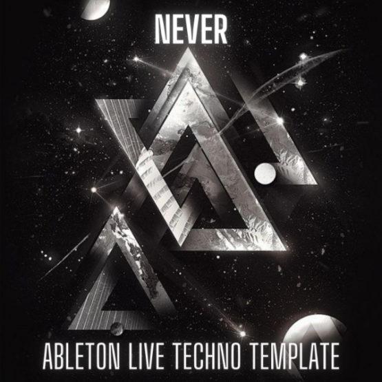 Never - Ableton Live Techno Template (Bodzin Style) By Innovation Sounds