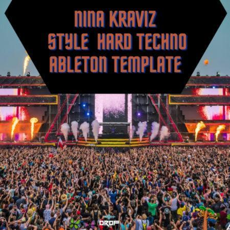 Nina Kravitz Style Ableton Live Template (By Steven Angel)