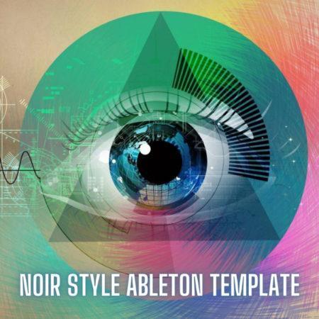 Noir Style Ableton Live Techno Template by Innovation Sounds