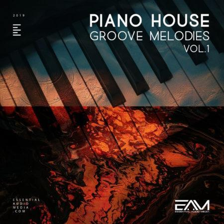Piano House Groove Melodies Vol.1 By Essential Audio Media
