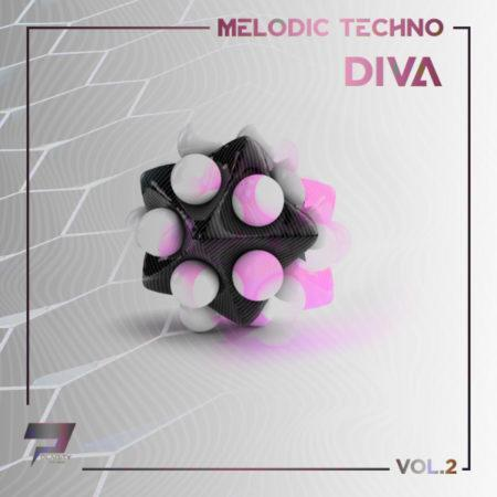 Polarity Studio - Melodic Techno Loops & Diva Presets Vol.2 Artwork
