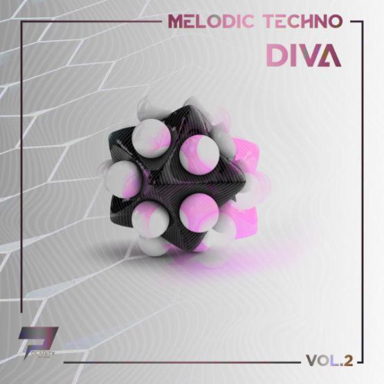 Polarity Studio - Melodic Techno Loops & Diva Presets Vol.2 Artwork