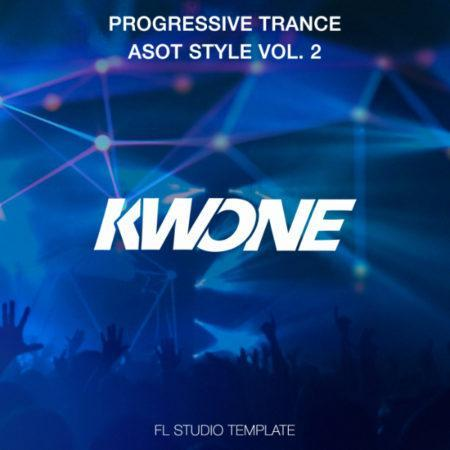 Progressive Trance ASOT Style Vol. 2 (FL Studio Template) By KWONE