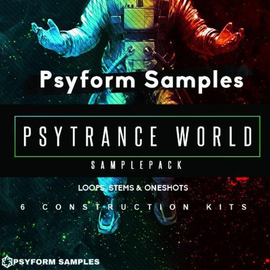 Psyform Samples Psytrance World Sample Pack