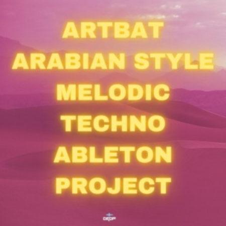 Solomun - Artbat Style Arabian Melodic Techno Ableton Live Template (By Steven Angel)