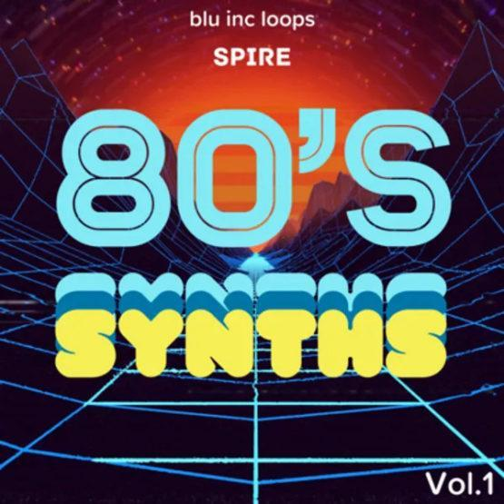 Spire 80s Synths Vol.1 by Blu inc Loops