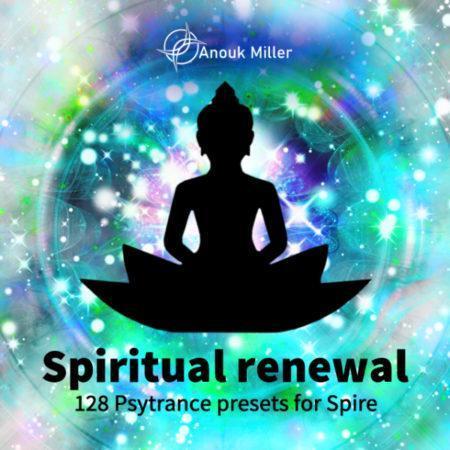 Spiritual Renewal By Anouk Miller