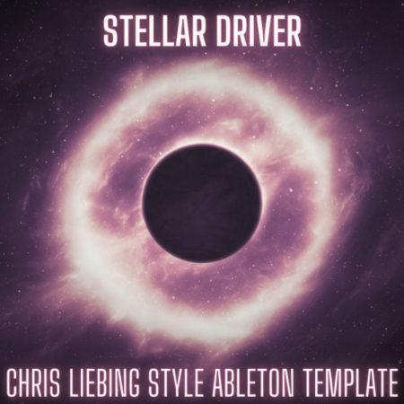 Stellar Driver - Chris Liebing Style Ableton Live Techno Template by 8Loud (1)