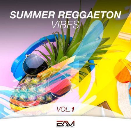 Summer Regaetton Vibes Vol.1 By Essential Audio Media