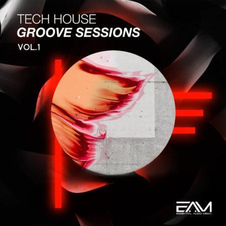 Tech House Groove Sessions Vol.1 By Essential Audio Media