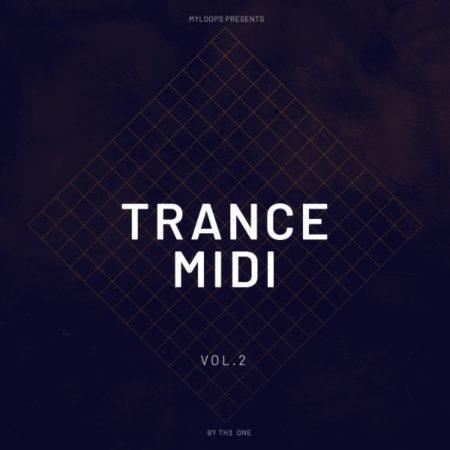 Trance Midi Vol.2 By TH3 ONE