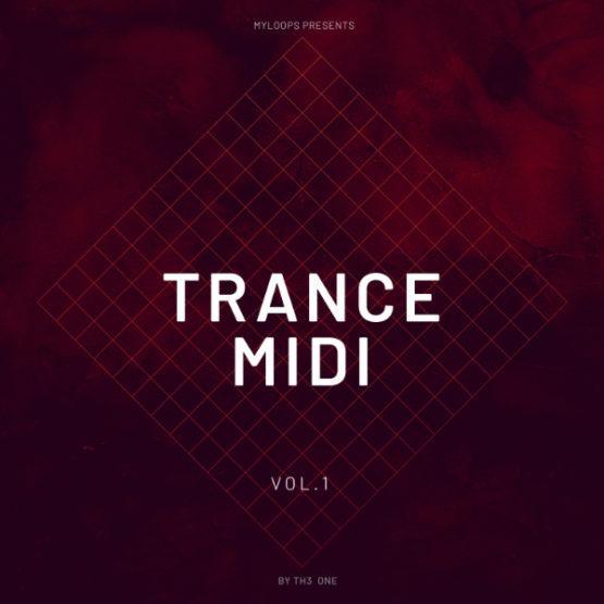 Trance Midi vol.1 by TH3 ONE