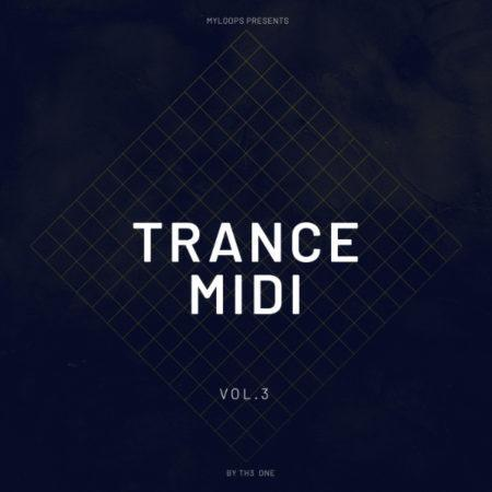 Trance Midi vol.3 by TH3 ONE