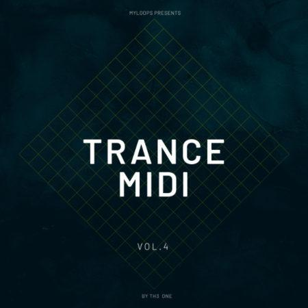 Trance Midi vol.4 by TH3 ONE