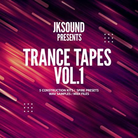 Trance Tapes Vol.1 By JK Sound