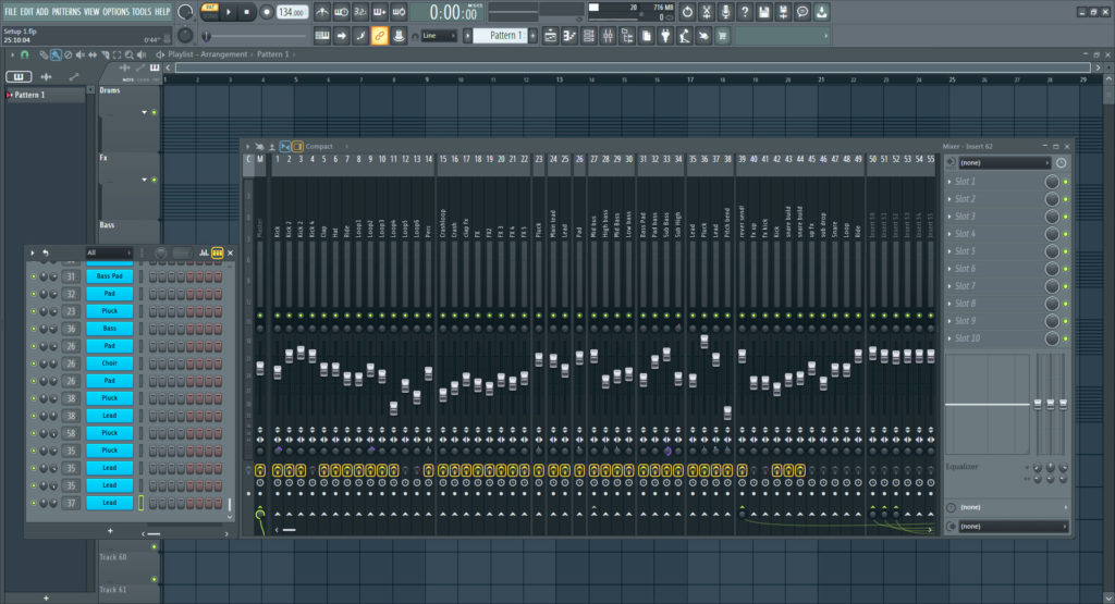 Trance Template To Start Your Project