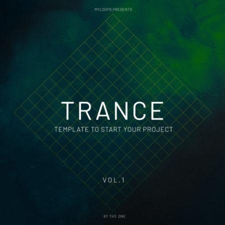 Trance Template to start your project vol.1 By Th3 One