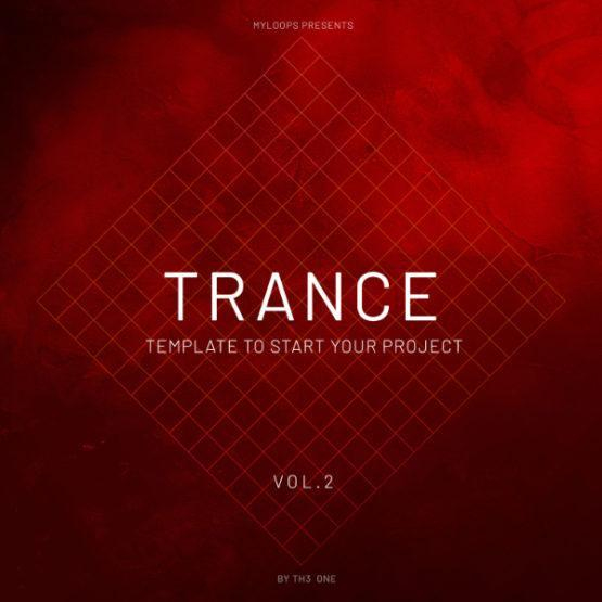 Trance Template to start your project vol.2