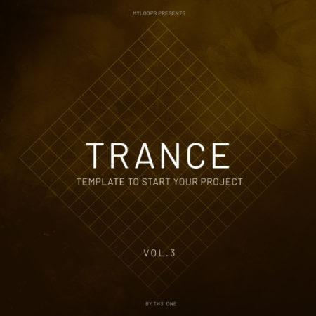 Trance Template to start your project vol.3 By TH3 ONE