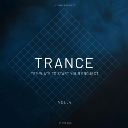 Trance Template to start your project vol.4 By TH3 ONE