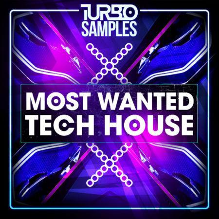 Turbo Samples - Most Wanted Tech House