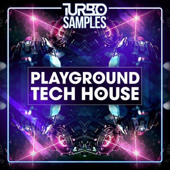 Turbo Samples - Playground Tech House