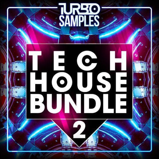 Turbo Samples - TECH HOUSE BUNDLE 2